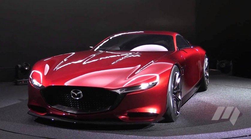2018 Mazda Rx