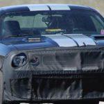 2018 Dodge Challenger spy photos