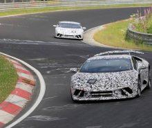 2018 Lamborghini Huracan Superleggera speed