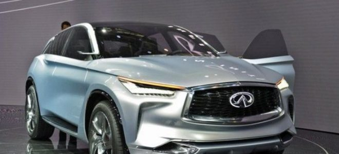 infiniti qx sport inspiration price release date review