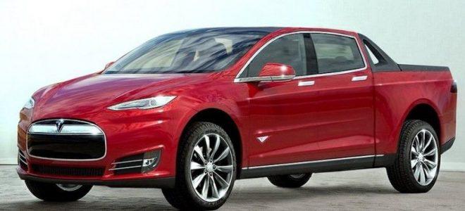 Tesla Model U Pickup rumorrs