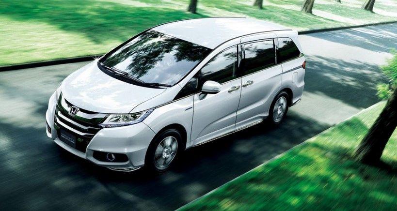 2018 Honda Odyssey Spy Photos, Redesign, Price, Specs @ Honda