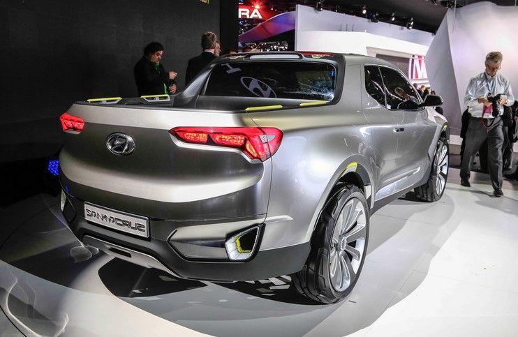 2018 Hyundai Santa Cruz