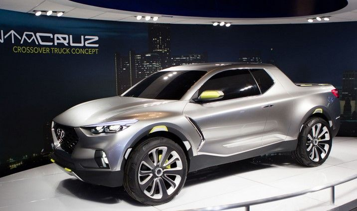 2018 Hyundai Santa Cruz Price