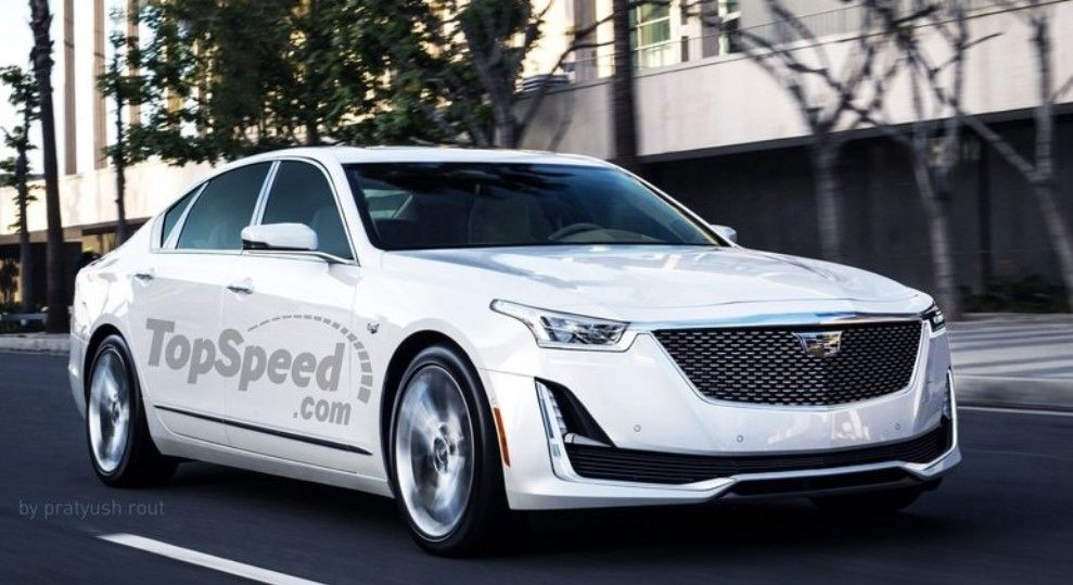 2019 Cadillac CT8 - The luxury sedan coming in 2019 | News ...
