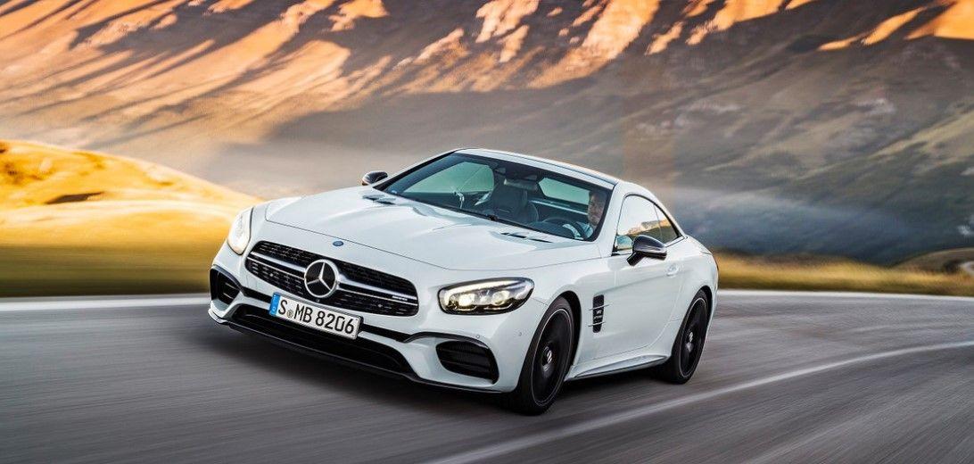 2019 Mercedes SL - All-new platform | Specs, Price, Release date @ Mercedes