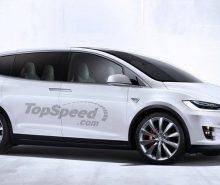 2019 Tesla Minivan