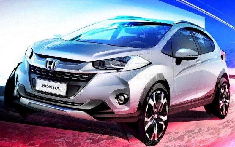 2017 Honda WRV