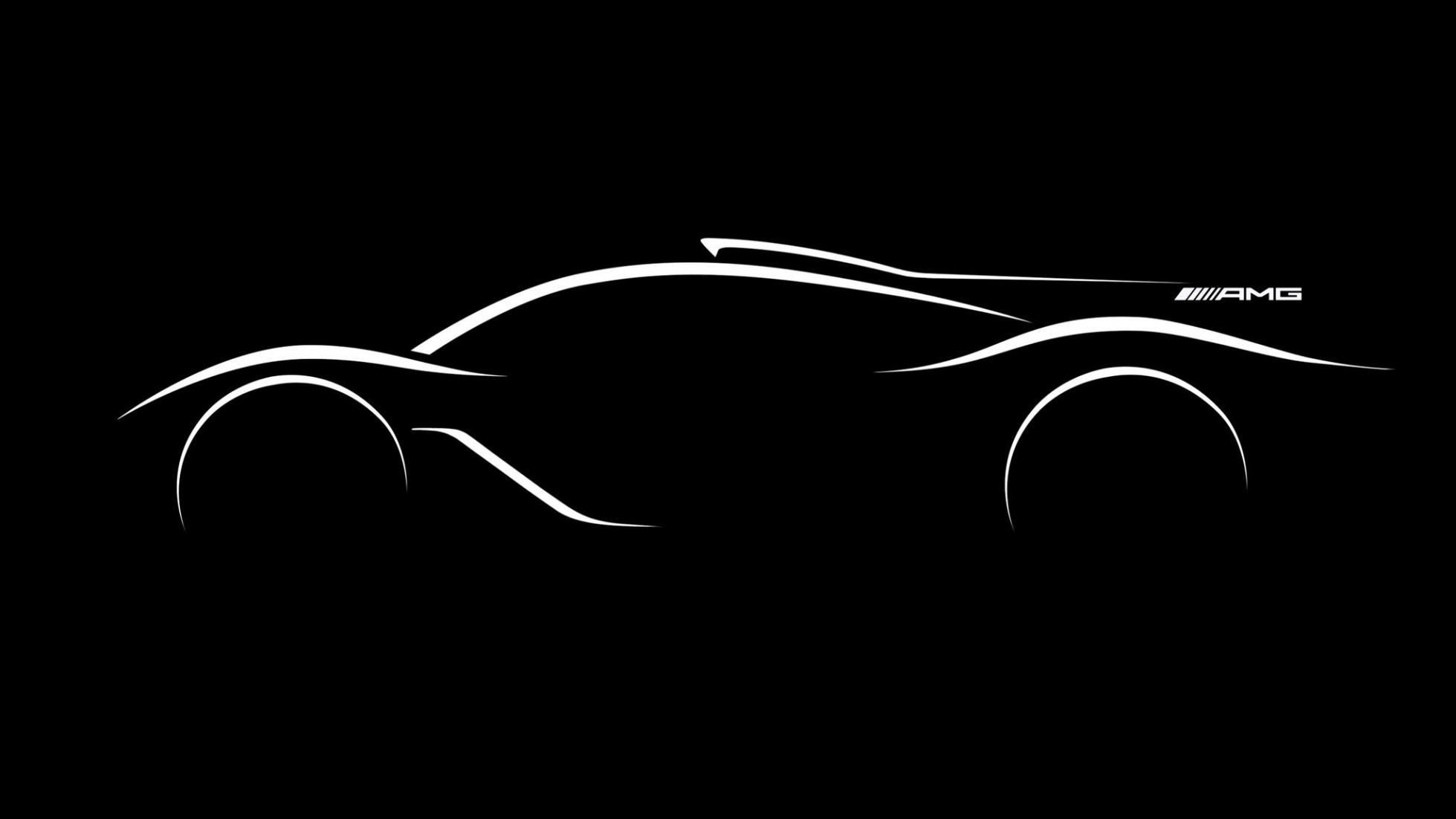 Mercedes-AMG hybrid hypercar