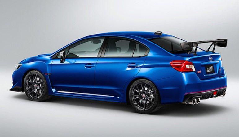 2017 Subaru WRX S4 tS