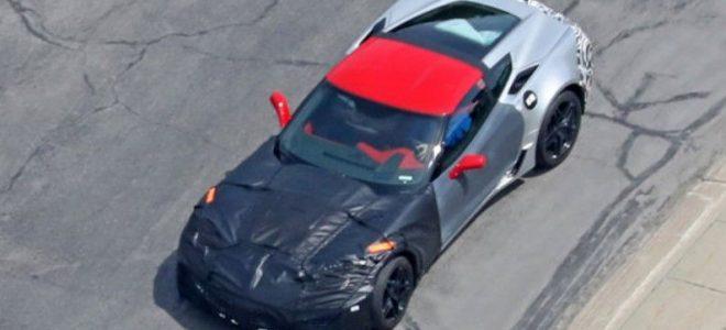 2018 Chevrolet Corvette Zr1 First Spy Photos Price 700hp Chevrolet