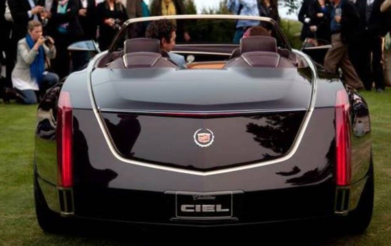 2017 Cadillac Ciel Convertible Price, Release date, Review ...