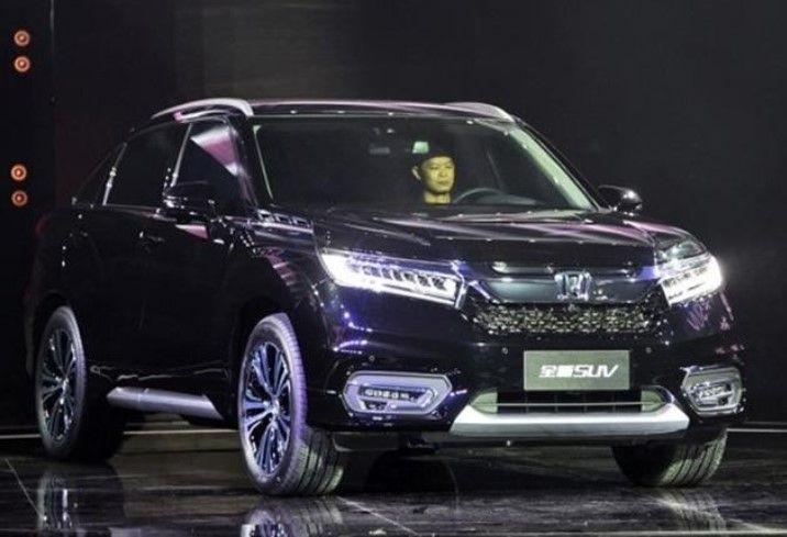 2017 Honda Avancier Price, Release date, Redesign   India & Malaysia
