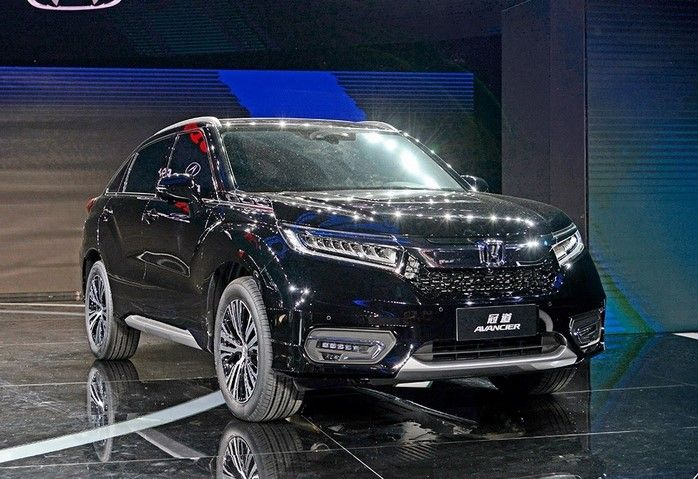 2017 honda avancier price release date redesign india for Honda jeep 2017
