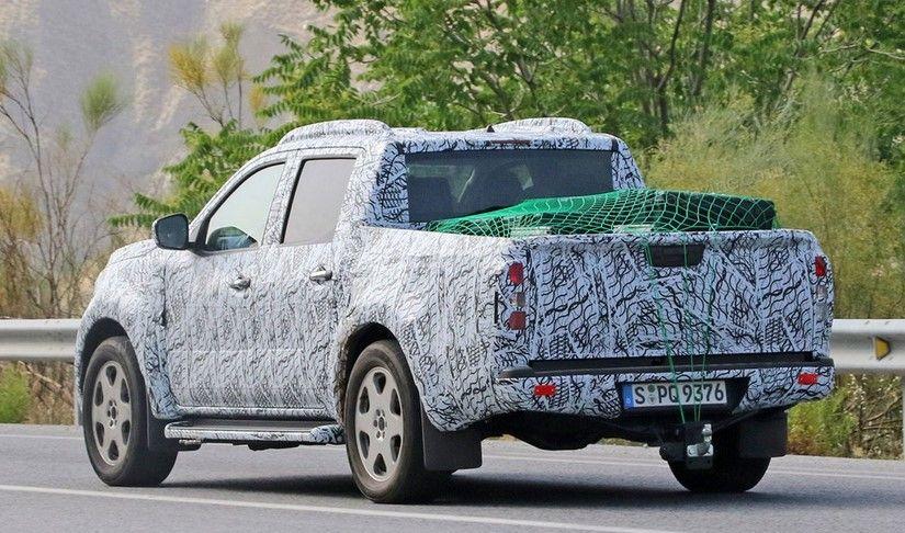 2020 Mercedes-Benz Pickup