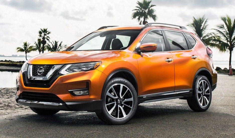 Nissan Xtrail 2017