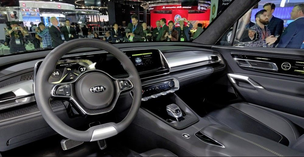 2017 Kia Telluride Price Specs Performance Engine 2017 Naias