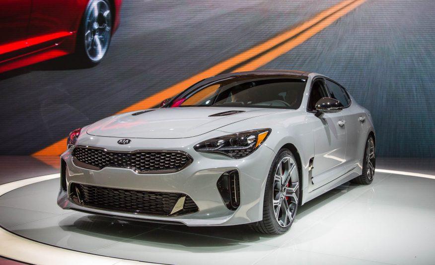2018 Hyundai Genesis Coupe >> 2018 Kia Stinger - Specs, Performance, Engine, Review ...