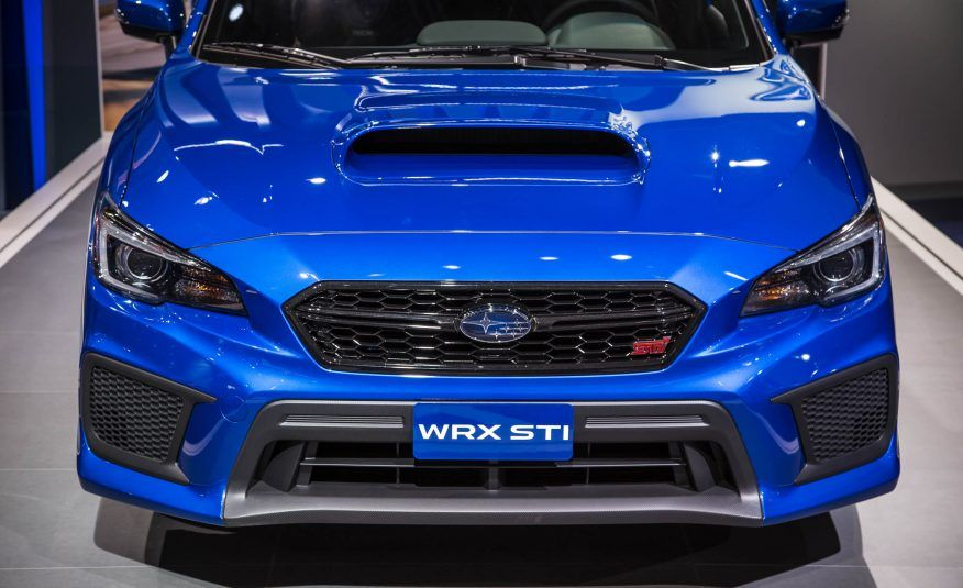 Now That The Lancer Evolution Is Gone And Most Of Market Has Been Flooded With Hot Hatchbacks Subaru Wrx Sti One Few Remaining True