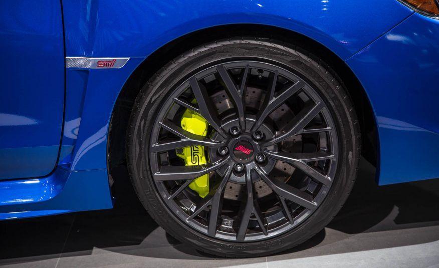 Subaru Crosstrek Sti Wheels >> 2018 Subaru WRX STI - Price, High-Performance, Release ...