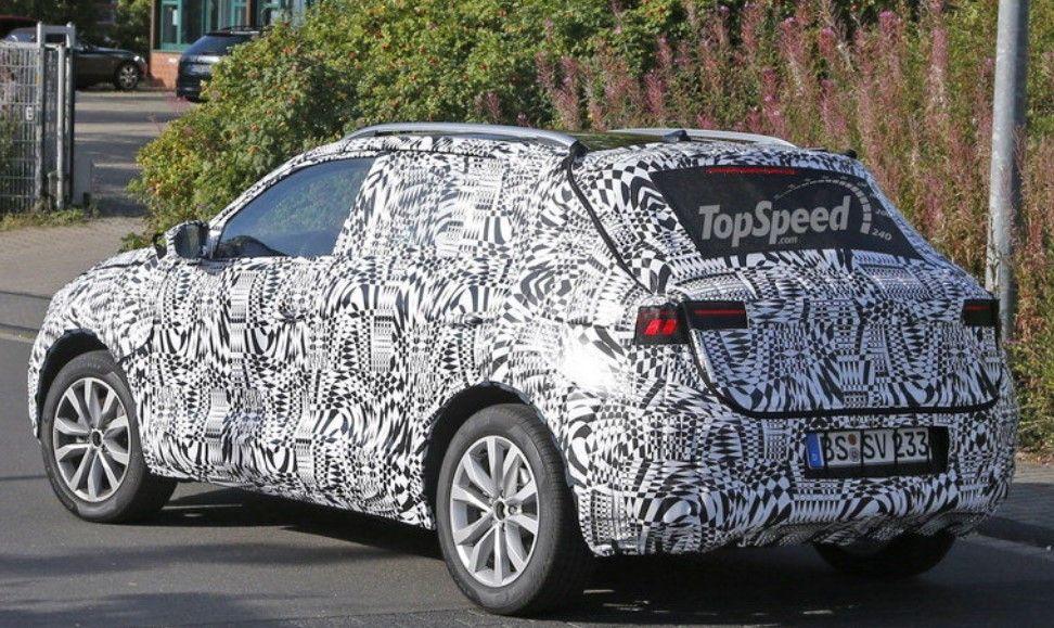 2019 Volkswagen Polo SUV