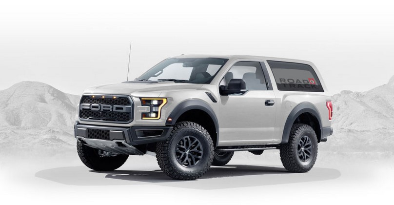 2020 ford bronco - coming for 2020 | ford presented its