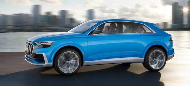 2018 Audi Q8 Concept Release Date Price Review Premiere At Naias