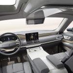 2018 Lincoln Navigator back interior