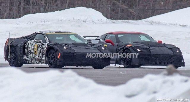 2019 Chevrolet Corvette C8 new car
