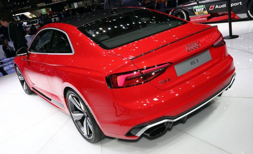 2018 Audi RS5 more agressive design | Price, Release date, Specs, Review