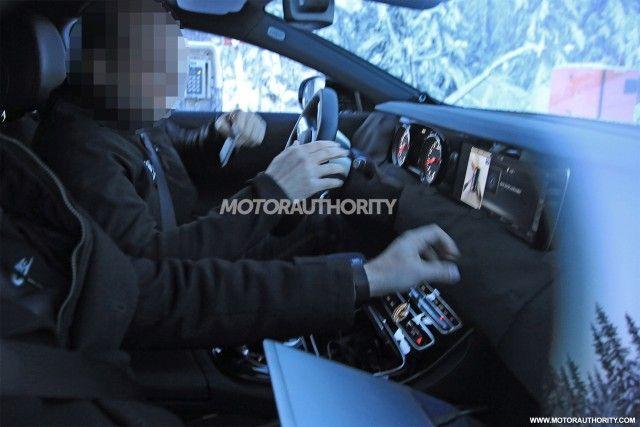 2018 Mercedes CLS inside