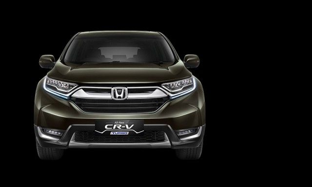 2019 Honda CRV 3 Row - Head to Indonesia market! Review ...