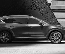 2018 Mazda CX8 3 Row